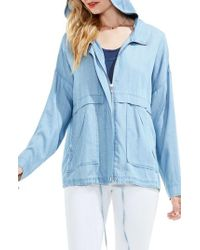 Two By Vince Camuto - Lyocell Jacket - Lyst