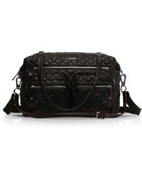 MZ Wallace - Crosby Quilted Traveler Bag - - Lyst