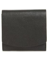 Nordstrom - Olivia Leather Trifold Wallet - Lyst
