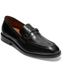 Cole Haan - American Classics Kneeland Bit Loafer - Lyst