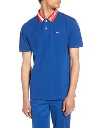 Tommy Hilfiger Tipped Collar Polo