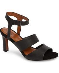 Aquatalia   Basha Ankle Strap Sandal   Lyst