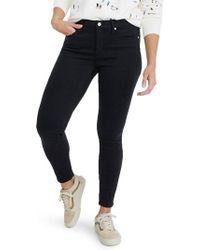 Madewell - 9-inch High Waist Skinny Jeans - Lyst
