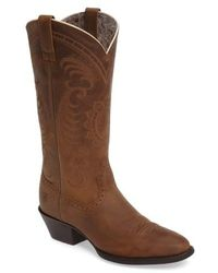 Ariat - New West Collection - Magnolia Western Boot - Lyst
