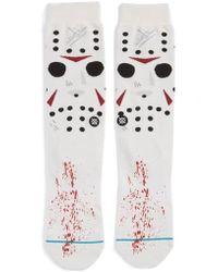 Stance - Jason - Legends Of Horror Socks - Lyst