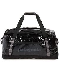 Patagonia - Black Hole Water Repellent Duffel Bag - - Lyst