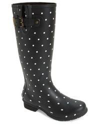 Chooka - Classic Dot Rain Boot - Lyst