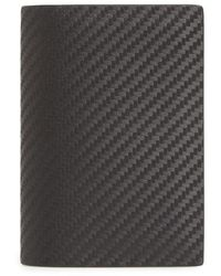 Dunhill - Chassis Leather Business Card Case - - Lyst