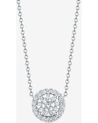 Kwiat | 'sunburst' Pendant Necklace | Lyst
