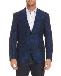 Robert Graham - Buxons Linen & Cotton Sport Coat - Lyst