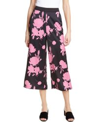 Ted Baker - Ricey Berry Sundae Culottes - Lyst