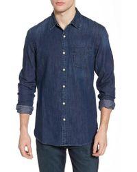 AG Jeans   Nelson Slim Fit Sport Shirt   Lyst