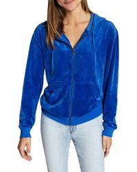 Sanctuary - Melrose Raisin Hooded Jacket - Lyst