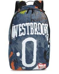 Sprayground - Westbrook Denim Backpack - Lyst