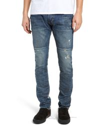 MR. COMPLETELY - Trafford Skinny Fit Jeans - Lyst