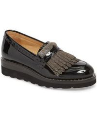 The Office Of Angela Scott - Mr. Pennywise Wedge Loafer - Lyst