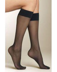 Spanx - Spanx Sheer Knee Highs - Lyst
