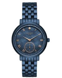 Kate Spade - Monterey Bracelet Watch - Lyst