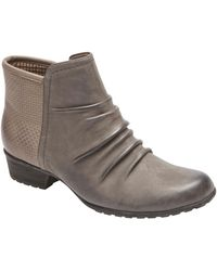 Cobb Hill - Gratasha Panel Bootie - Lyst