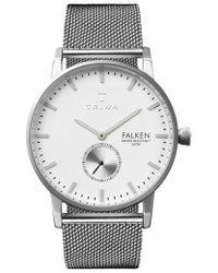 Triwa | Falken Mesh Strap Watch | Lyst