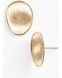 Marco Bicego | 'lunaria' Stud Earrings | Lyst