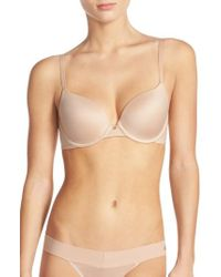 Betsey Johnson - 'forever Perfect' Underwire Demi Bra - Lyst