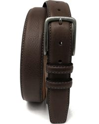 Boconi - Clapton Leather Belt - Lyst
