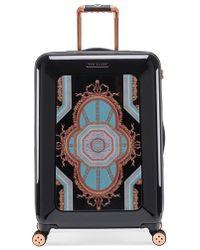 Ted Baker - Medium Versailles 27-inch Hard Shell Spinner Suitcase - - Lyst