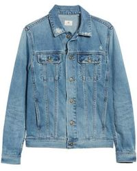 AG Jeans - Dart Denim Jacket - Lyst