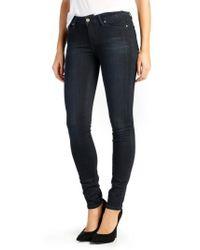 PAIGE - Transcend - Verdugo Ultra Skinny Jeans - Lyst