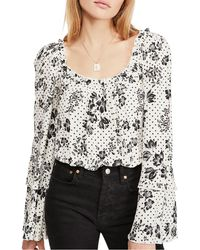 Free People One On One Date Bodysuit - White
