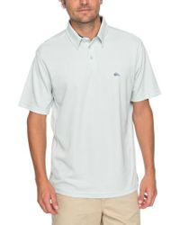 Quiksilver - Water 2 Technical Polo Shirt - Lyst