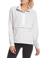 Zella - Freestyle Reflective Run Pullover - Lyst