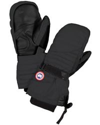 Canada Goose - Waterproof Down Mittens - Lyst