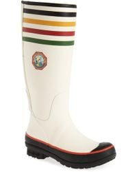 Pendleton - Glacier National Park Tall Waterproof Rain Boot - Lyst