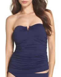 Tommy Bahama - Pearl Convertible Tankini Top - Lyst