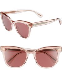Oliver Peoples - Marianela 54mm Cat Eye Sunglasses - - Lyst