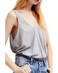 Free People - Dani Swing Tank - Lyst