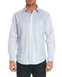 Robert Graham - Ryan Limited Edition Classic Fit Sport Shirt - Lyst
