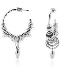 Meadowlark - Revival Medium Hoop Earrings - Lyst