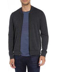 Robert Barakett - Front Zip Knit Jacket - Lyst