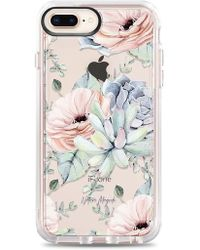 Casetify - Pretty Succulents Iphone 7/8 & 7/8 Plus Case - Lyst