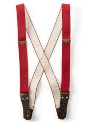 Filson - Tab Suspenders - Lyst