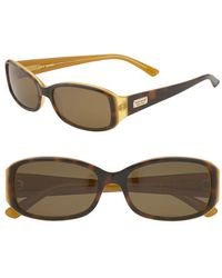 Kate Spade - 'paxton' 53mm Polarized Sunglasses - Lyst