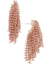 Vince Camuto - Waterfall Earrings - Lyst