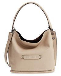 Longchamp - 3d Leather Bucket Bag - Lyst