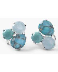 Ippolita - 'rock Candy' Cluster Stud Earrings - Lyst
