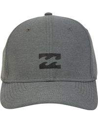 Billabong - Surftrek Stretch Baseball Cap - Lyst