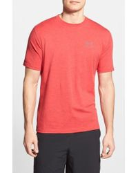 Under Armour | 'sportstyle' Charged Cotton Loose Fit Logo T-shirt | Lyst