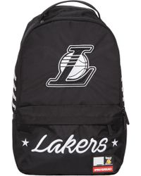 Sprayground - Los Angeles Lakers Cargo Backpack - Lyst